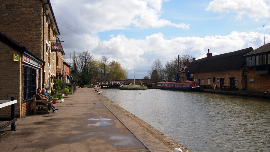 Photo of Canal Museum at Stoke Bruerne