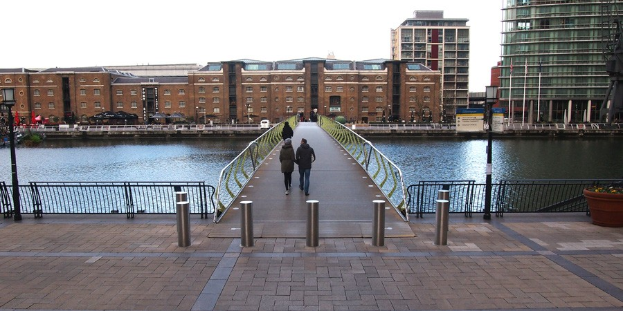 photo of west india quay