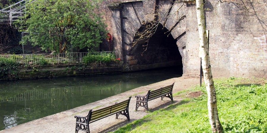 Photo of Islington Tunnel, Regent's Canal