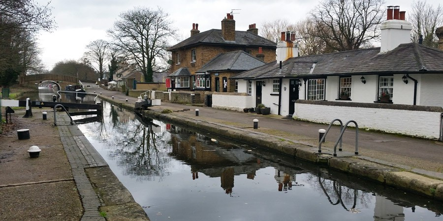 Cowley Lock Grand Union Canal Canal Amp River Trust