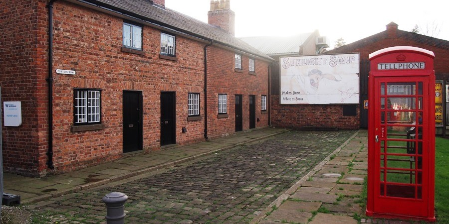 Photo of Porters Row Cottages, Ellesmere Port