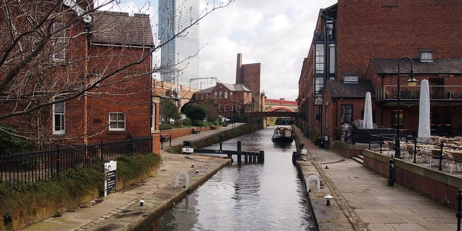 Photo of Castle Street, Rochdale Canal