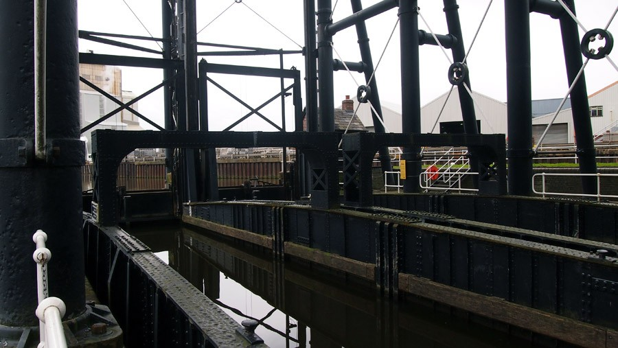 Photo of Anderton Boat Lift
