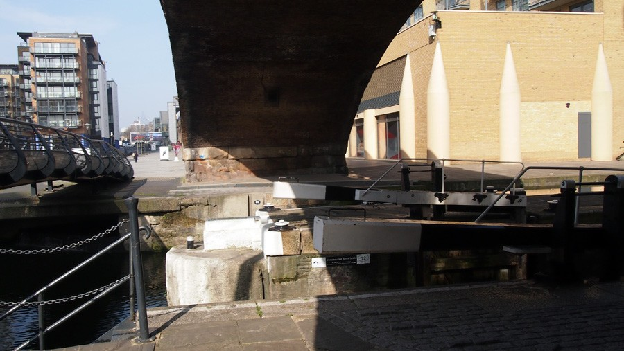 Photo of Commercial Road Lock