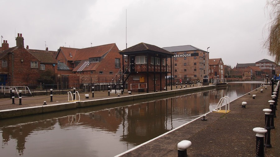 Photo of Newark Town Lock