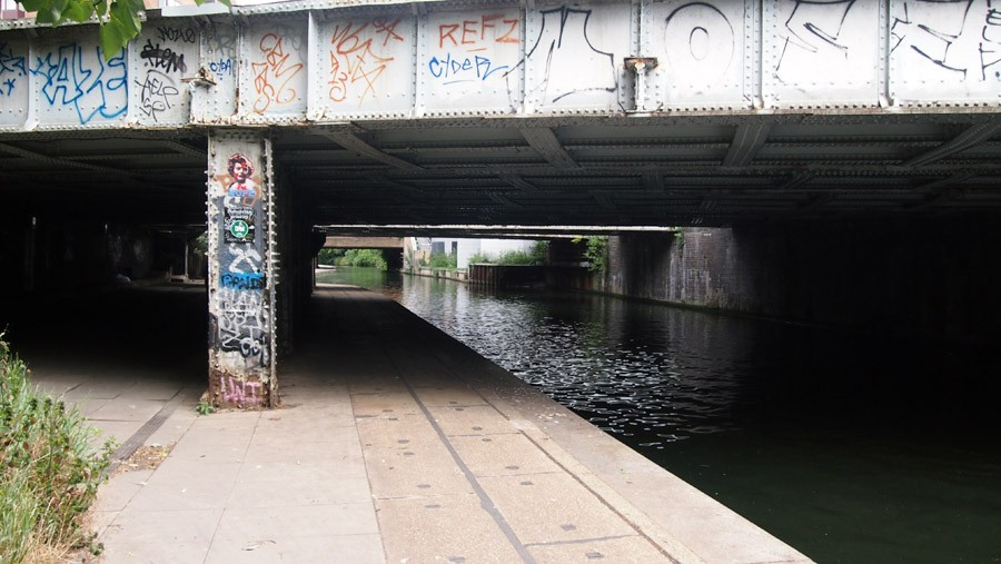Photo of Park Road, Regent's Canal