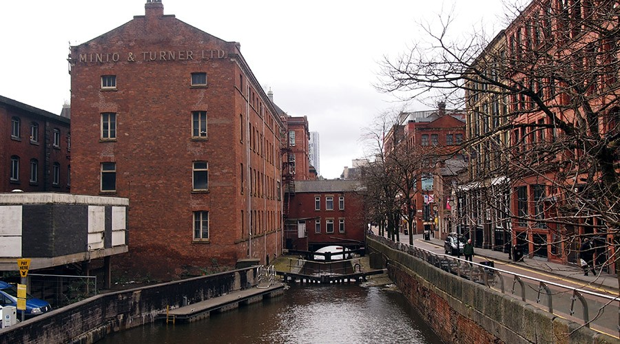 Photo of Canal Street, Rochdale Canal