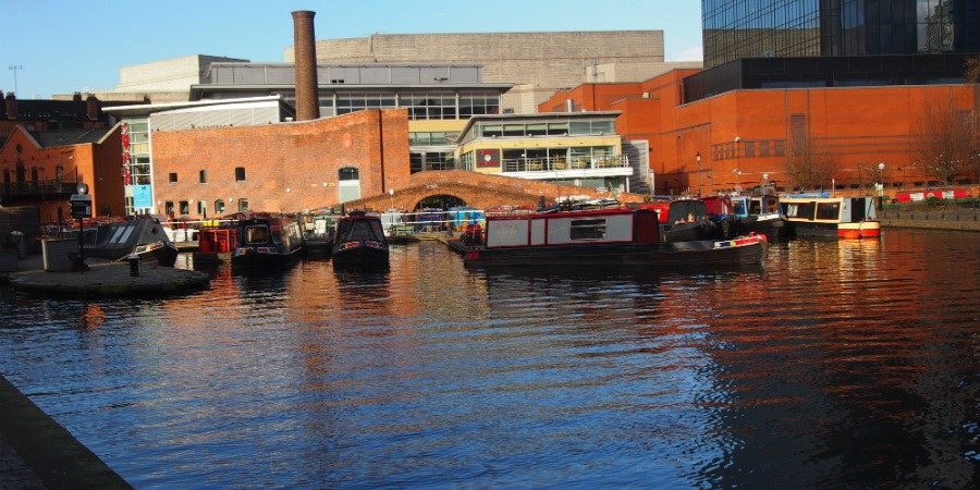 Photo of Gas Street Basin