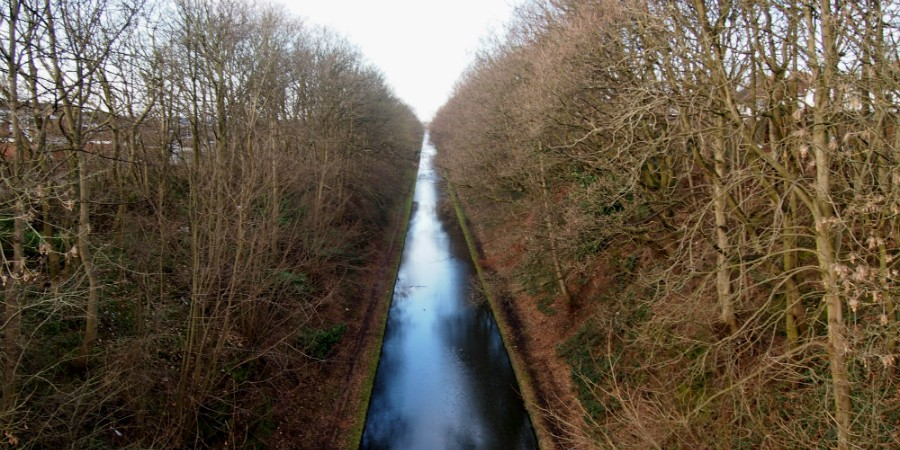 Photo of Tame Valley Canal