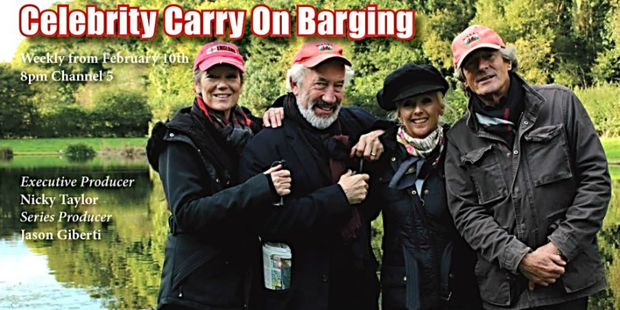 Celebrity Carry on Barging