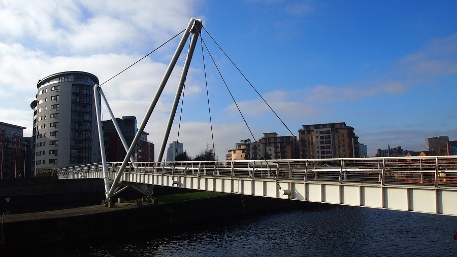 Photo of Clarence Dock Bridge