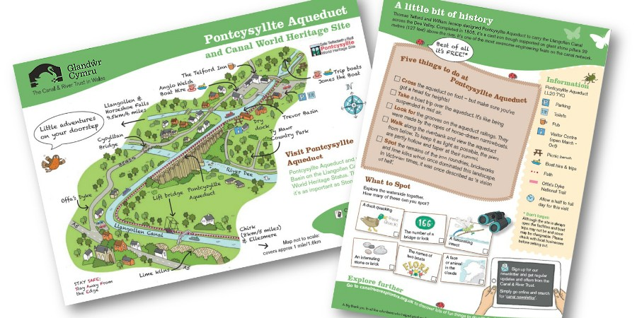 Pontcysyllte activity guide image