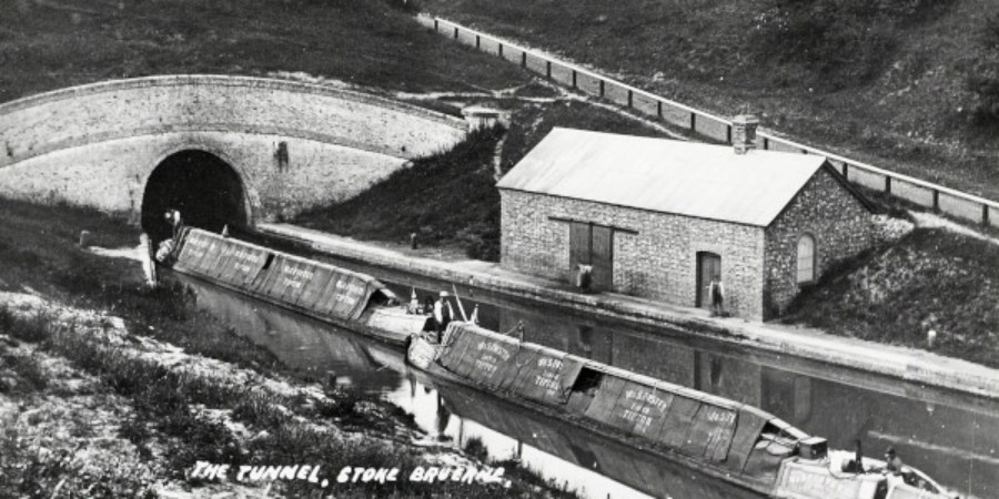 Blisworth Tunnel archive photo