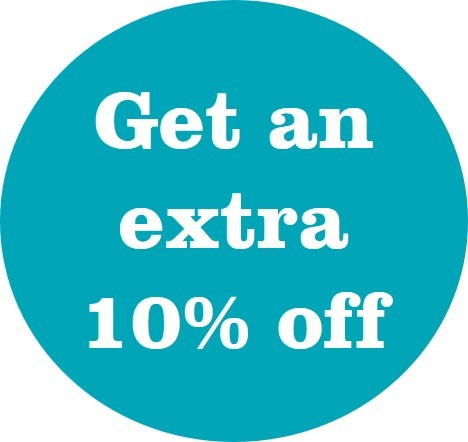 10 percent off anderton