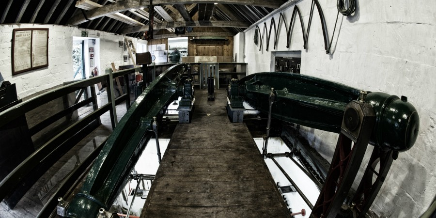 Claverton Pumping room courtesy Terry Hewlett