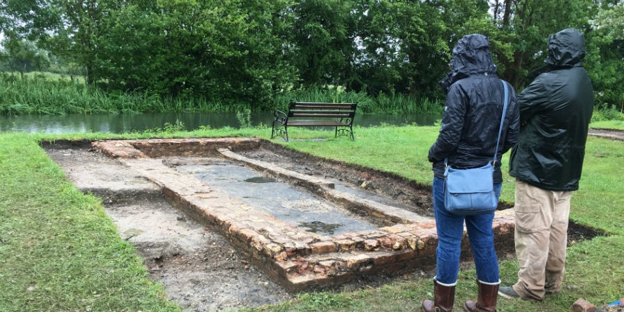HLF Archaeology Project on the Pocklington Canal