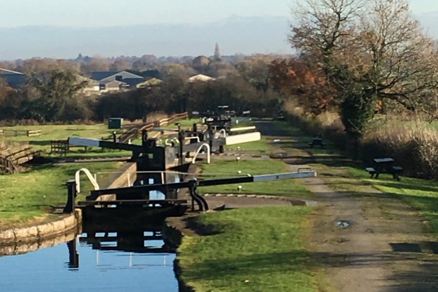 Hurleston Locks
