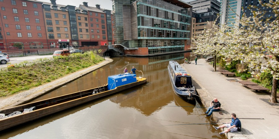Piccadilly Basin, Manchester