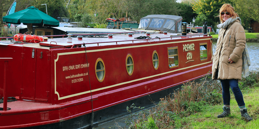 Hiring a boat on the Kennet & Avon Canal