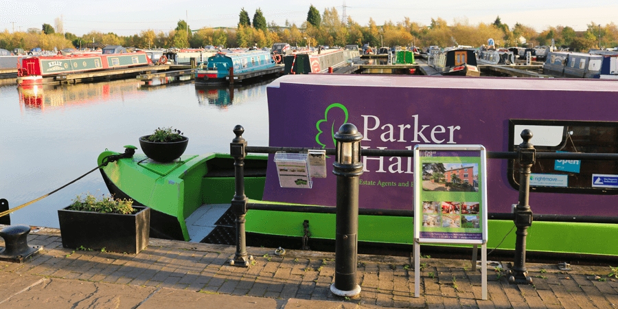 Parker Hall estate agents