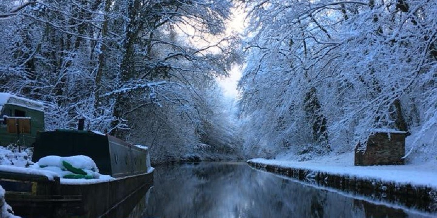 Shropshire Union, courtesy of Carol Blackman