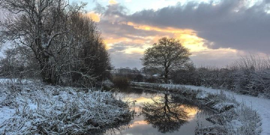 Montgomery Canal courtesy of Morgan Jayne