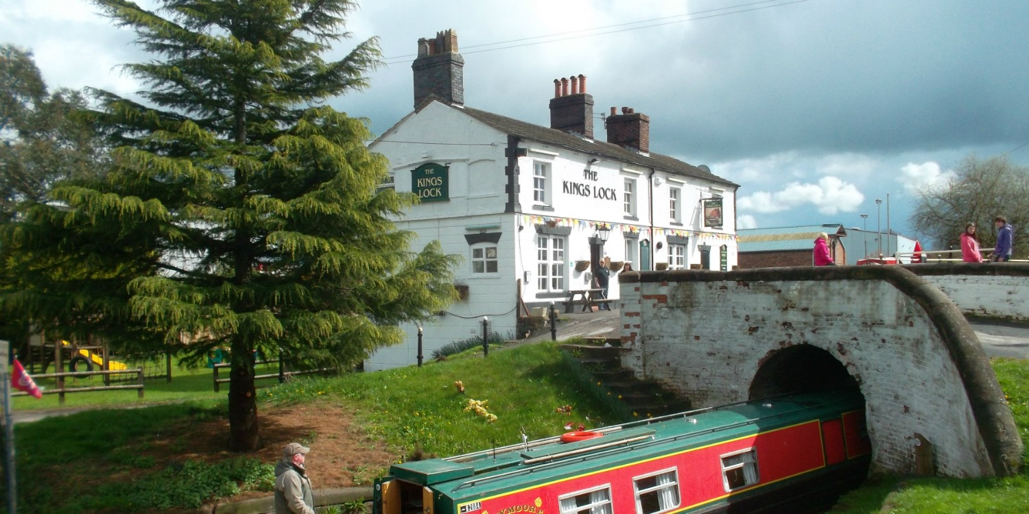 The Kings Lock Pub Middlewich