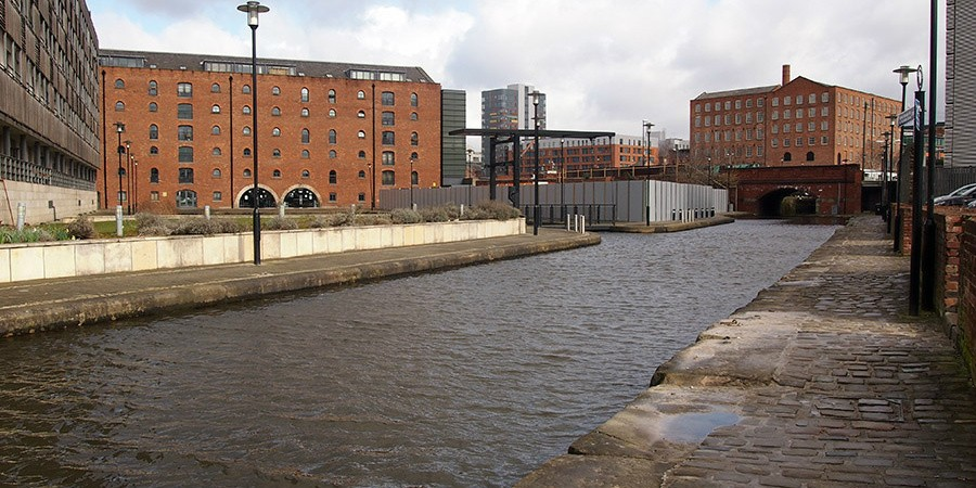 Photo of ducie street basin
