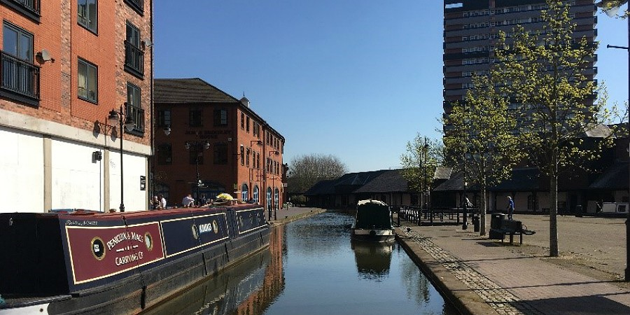 6256b68bbf Coventry Canal | Canal maps | Canal & River Trust