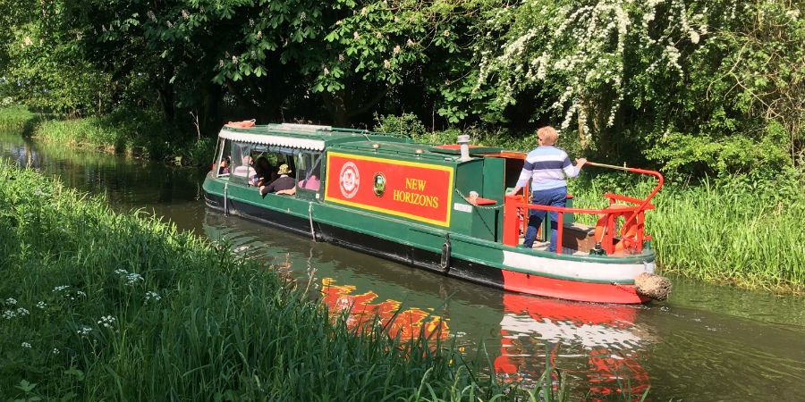 Pocklington Canal Heritage Open Day 20th May 2018 (2)