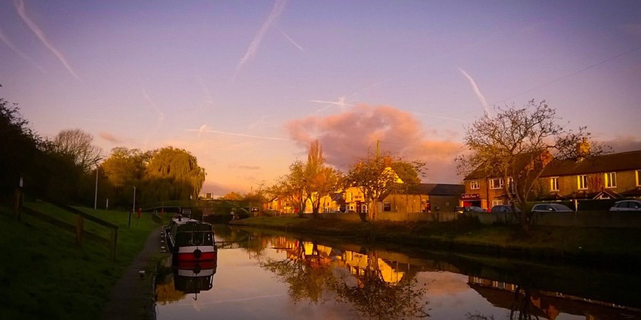 Fossdyke Navigation courtesy of Marcus Hill-Jones