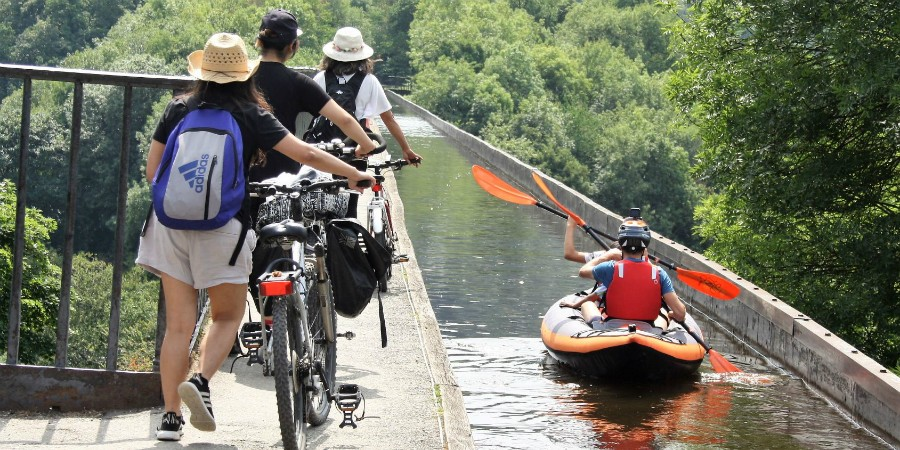 PontySafety for canoeists and kayakers