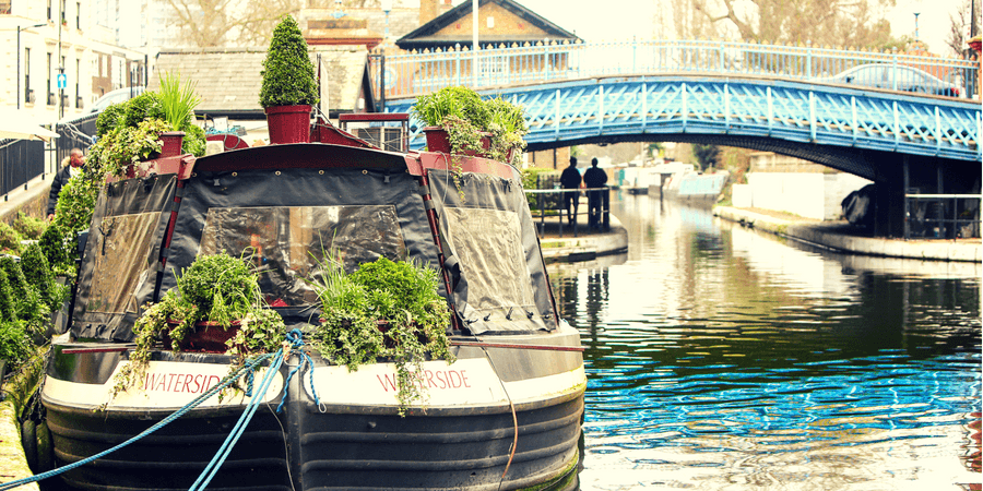Regent's Canal | London Canals | Canal & River Trust