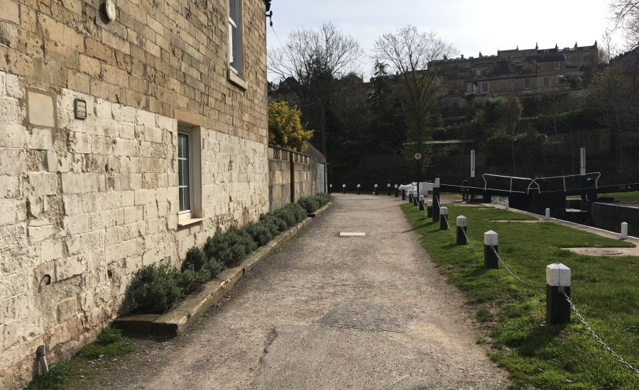 Photo of bath deep lock