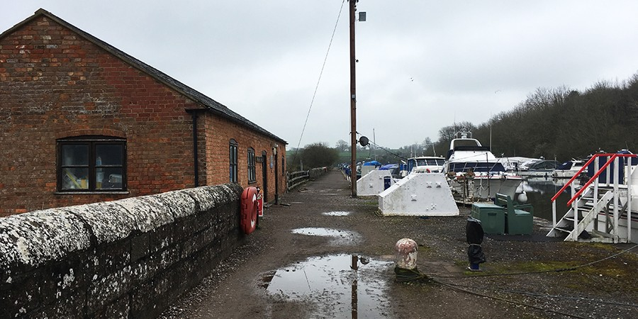 Photo of Sharpness Old Dock