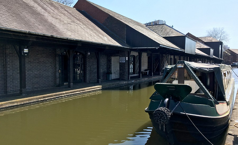 Photo of Coventry Basin