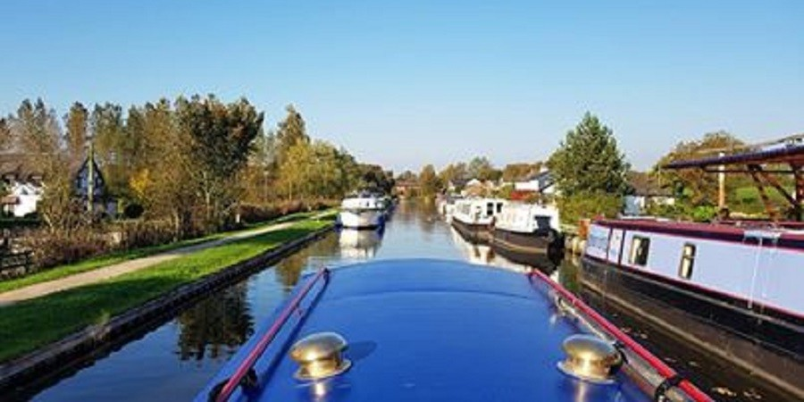 Lancaster Canal at Blisborrow courtesy of Paul Dyson