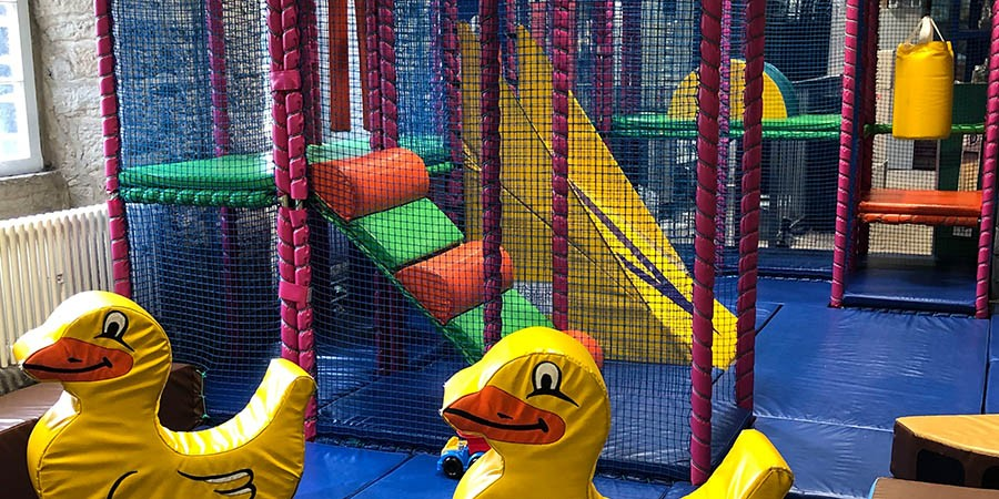 Standedge children's soft play area