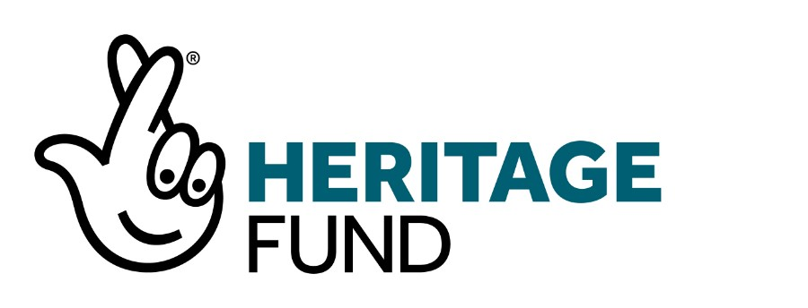 National Lottery Heritage Fund (NLHF) logo