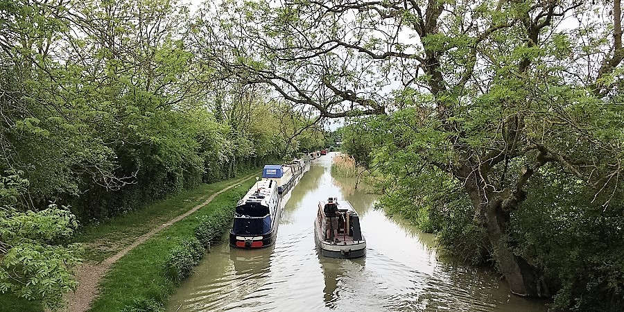 Leicester Line, Grand Union Canal May 2019