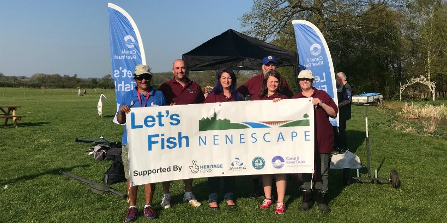 Let's Fish! with Nenescape 2019