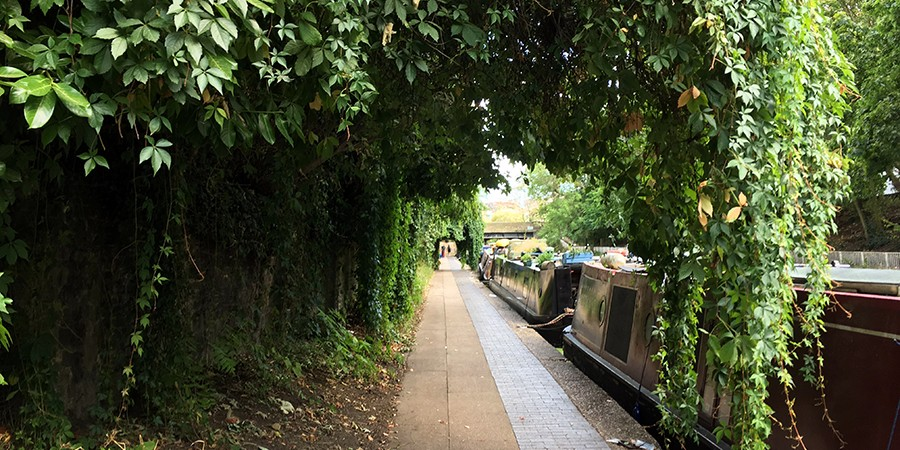 Photo of Islington Visitor Moorings