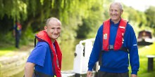Volunteer lock keepers