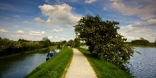 Grand Union Canal & Tring Reservoir