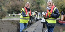 Volunteering at Standedge