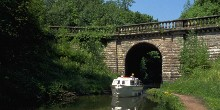 Avenue Bridge, Shropshire Union Canal (Canal & River Trust)