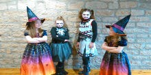 Halloween Fancy Dress at Standedge Tunnel & Visitor Centre