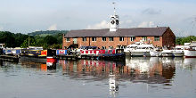 Stourport Basin