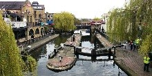 photo of Hampstead Road Lock in Camden