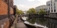 Photo of Regent's Canal in Camden